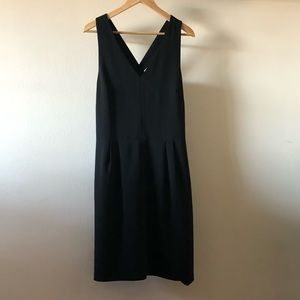 Banana Republic Black Dress with Bow in Back